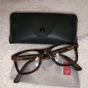 Ray-Ban Original Wayfarer - Light Prescription
